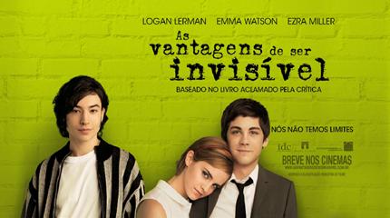 1. As Vantagens de Ser Invisível - 8,0
