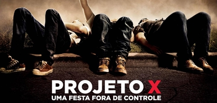 8. Projeto X  - Uma Festa Fora de Controle - 6,0