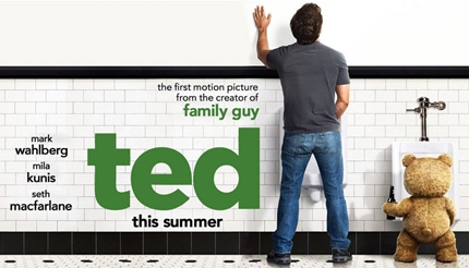 1. Ted - 7,5