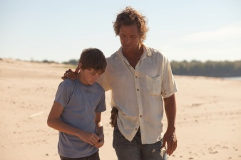 Dupla incrível. Matthew McConaughey e Tye Sheridan